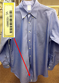 Executive Shirt Service from Verlare Cleaners